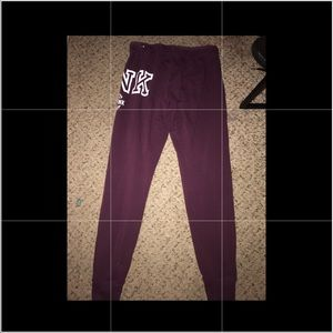 These are RARE Victoria Secret PINK sweatpants.
